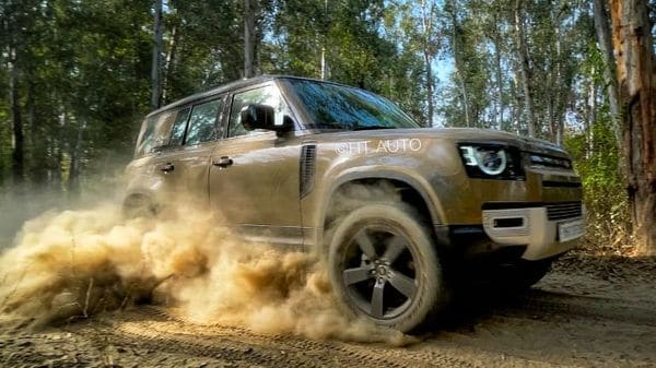 The latest Defender is the most capable SUV ever made by Land Rover and is also available in India.