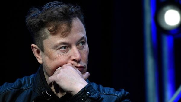 Tesla CEO Elon Musk has been silent on the China matter as of now. (AP)
