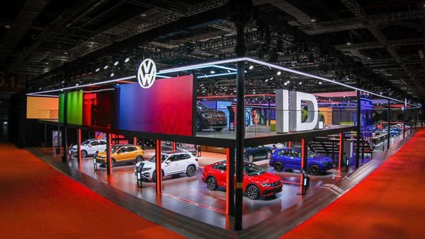 Volkswagen at the Shanghai Auto Show 2021