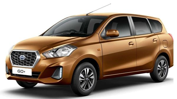 Datsun Go+ is one of the most practical MPVs with affordable pricing.