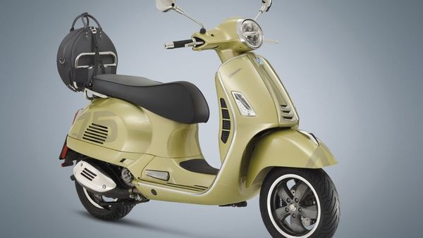 Vespa has announced GTS 75th Anniversary on the occasion of completing 75 years of operations.