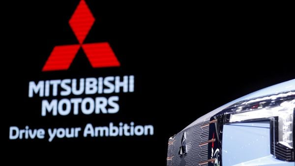 Mitsubishi produced 90,745 units globally in January and 88,754 cars in February. (REUTERS)