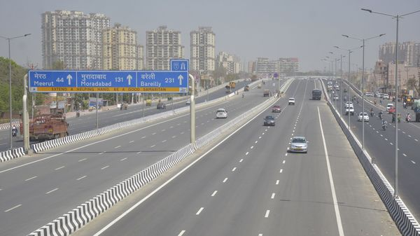 The Delhi-Meerut Expressway was thrown open for public use from April 1. (File photo)