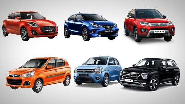 Maruti expectedly dominates the list with seven out of these 10 cars.