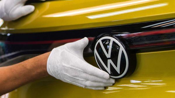 File photo of Volkswagen logo (Bloomberg)