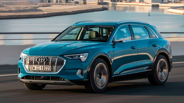 Photo of Audi e-tron electric SUV (Photo courtesy: e-tron.audi/en)
