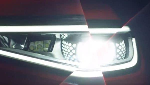 Teaser of Volkswagen ID.4 GTX