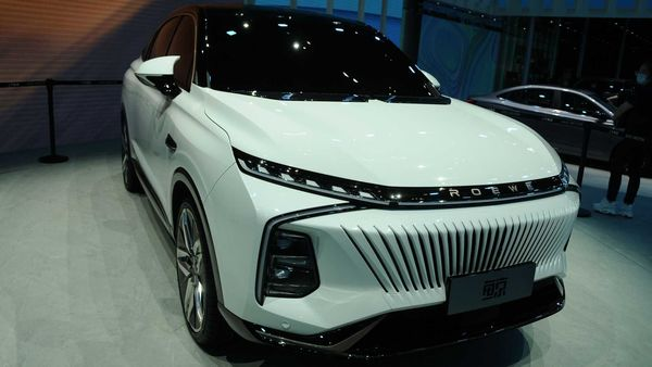The Roewe Jing's engine and powertrain details are yet to be revealed. (Image: NewsMarket)