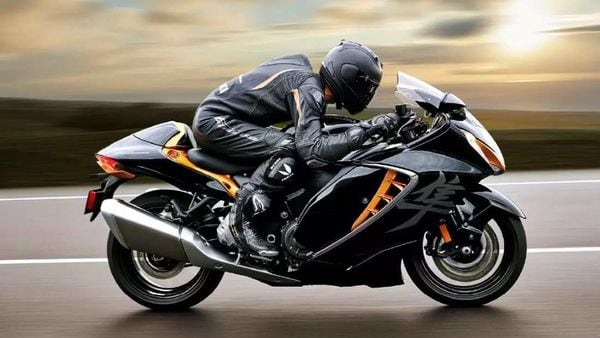 The Suzuki Hayabusa has been launched in India at ₹16.40 lakh.
