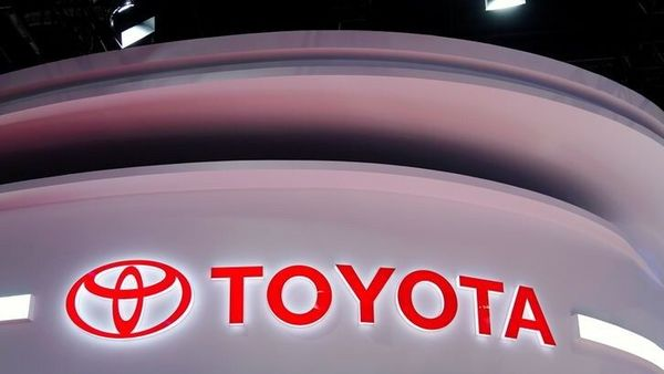 The logo of Toyota Motor Corp. (Picture credit: Reuters)