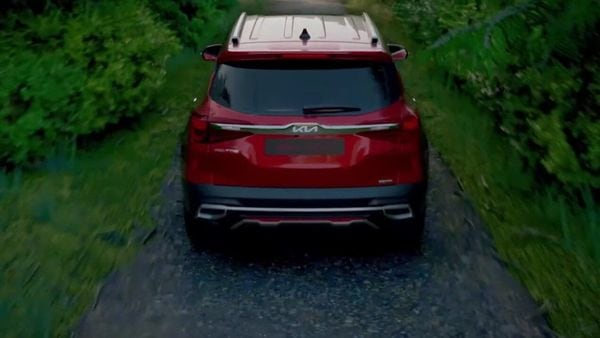 Kia's new brand logo looks like a handwritten signature.