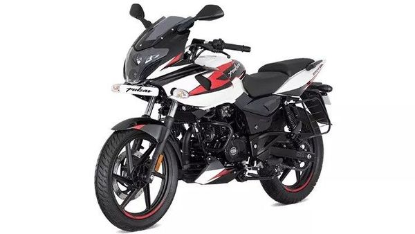 Save for the tweaked exterior styling there is no other change on the Bajaj Pulsar series of bikes. Image: Bajaj Pulsar 220F Dagger Edge edition