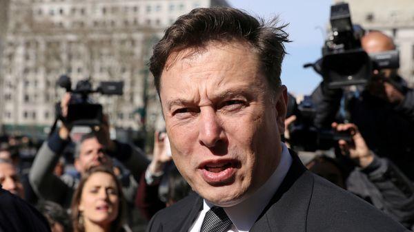 Tesla CEO Elon Musk (File photo) (REUTERS)