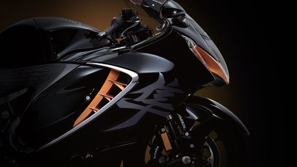 2021 Suzuki Hayabusa was launched in India on April 26.