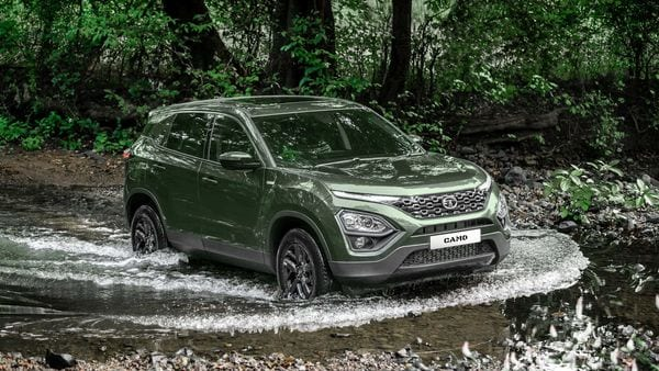Tata Harrier is one of the most popular models with diesel engine by the automaker.