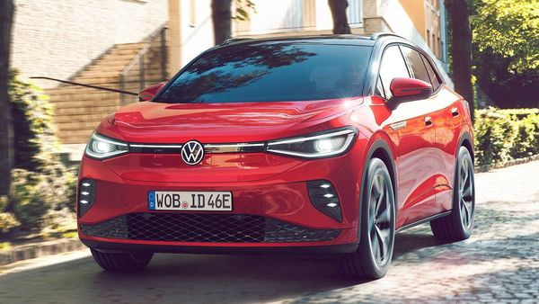 Volkswagen ID.4 GTX comes as the high performance variant of the electric SUV.