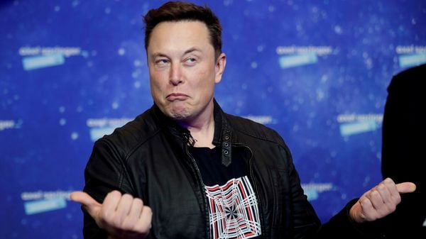 SpaceX owner and Tesla CEO Elon Musk (Reuters)