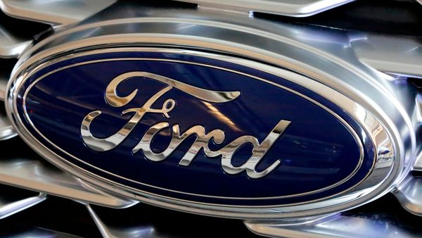 Ford India to donate ₹1.48-crore Covid-19 relief in India and Brazil. (File photo) (AP)