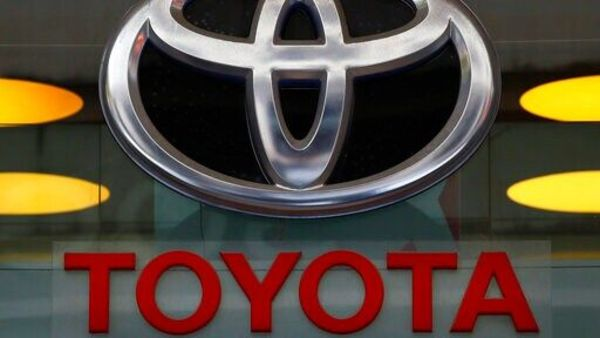 Toyota has suspended its production of RAV4 SUVs after Covid-19 hits supply chain. (AP)