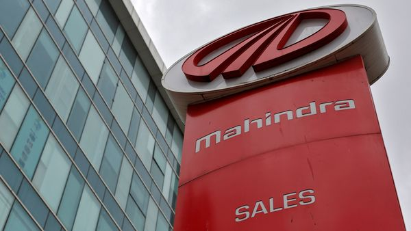 Mahindra and Mahindra clocks nearly 10 per cent growth in sales in April. (File photo) (REUTERS)