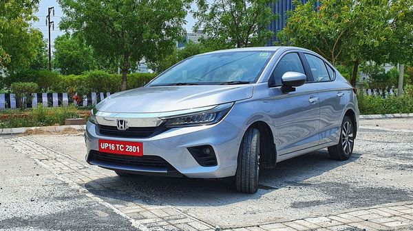 Sales of Honda City has been affected due to chip shortage. (HT Auto/Sabyasachi Dasgupta)