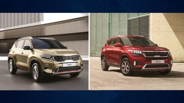 Kia India has launched 2021 Seltos and Sonet facelift SUVs in India.