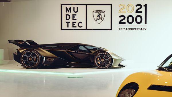 Lamborghini's MUDETEC museum