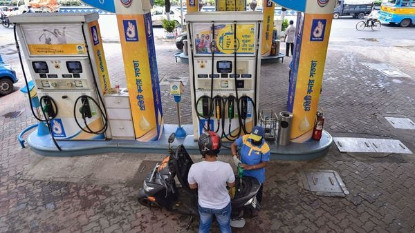 Petrol and diesel prices are fixed on the basis of different components, which include freight charges, local taxes, VAT, and dealer commission. (PTI)