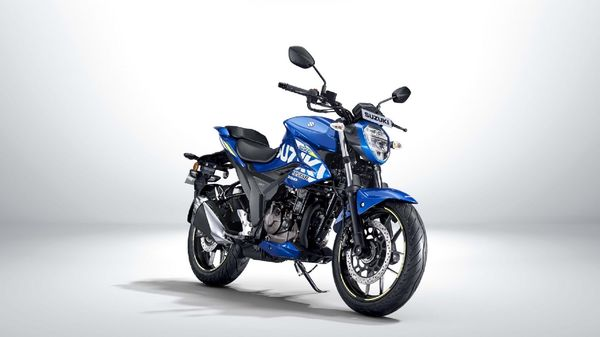 Suzuki Gixxer series is the bestselling model from the brand. (Image: SMIPL)