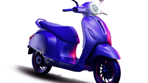 Bajaj Auto has restarted the booking process for its Chetak electric scooter recently.