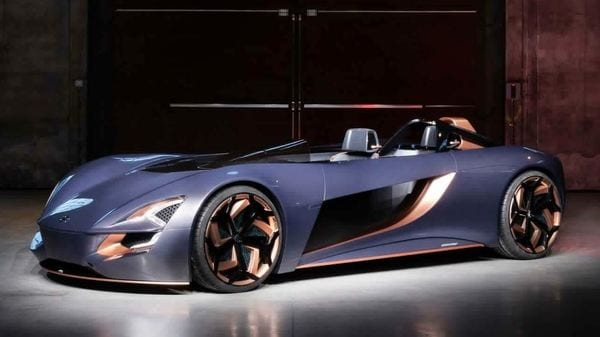 Suzuki Misano concept car has been designed by students of the Master in Transport Design at IED Torino.
