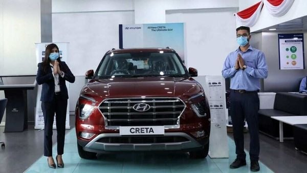 Hyundai has sold 345,777 cars to domestic and overseas markets in April.