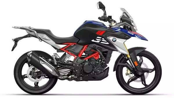 The new BMW G 310 GS was introduced in India last year.