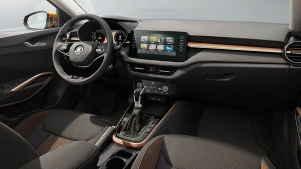 Inside, the new Fabia gets an infotainment display measuring 9.2 inches which comes with features like gesture control and the voice assistant. In addition, the car can optionally be equipped with a 10.25-inch virtual cockpit.