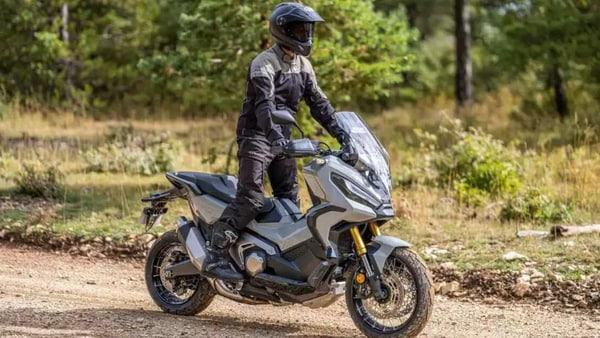 Honda has changed the ergonomics of the X-ADV scooter with repositioned handlebar and a reshaped seat which now gets a narrower inseam.