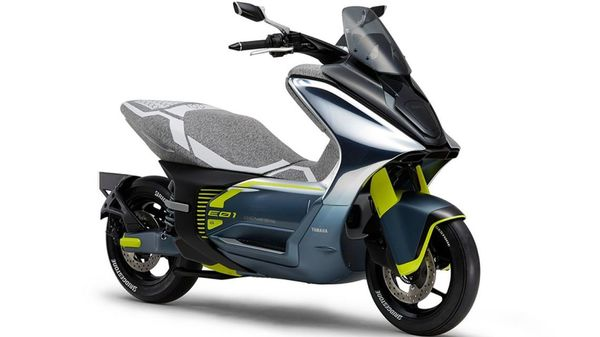 Yamaha E01 electric scooter is the biggest electric two-wheeler project the Japanese auto giant has ever taken.