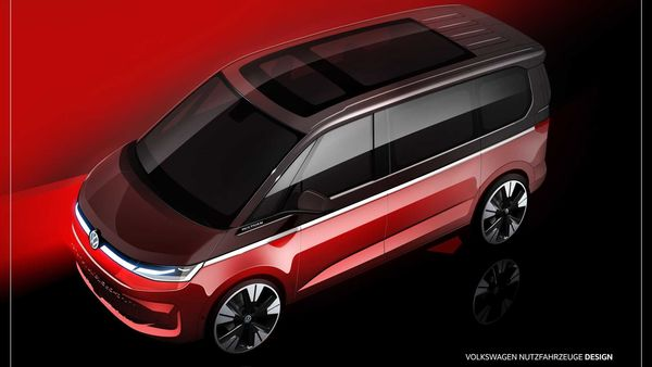 The upcoming Volkswagen T7 Multivan will be sold alongside the T6.1-based Transporter.
