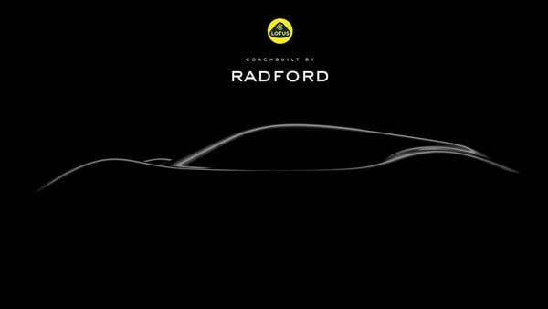 Radford reveals that the car is currently in the advanced stage of development.