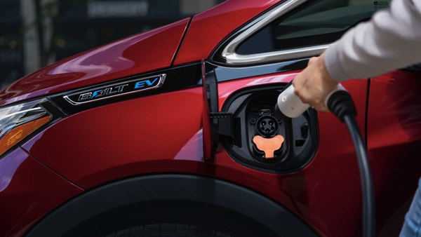 File photo of electric vehicle