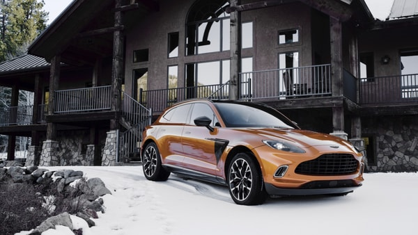 The Aston Martin DBX SUV alone accounted for over half of the British luxury car manufacturer's sales in the first quarter this year.