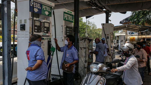Petrol price was increased by 28 paise per litre while diesel was hiked by 31 paise per litre on May 7. (Bloomberg)
