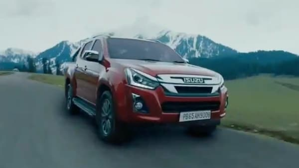 Isuzu Motors to launch BS 6 version of D-Max V-Cross pickup on May 10.