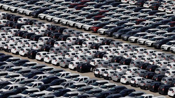 India exported more cars to South Africa than any other country in 2020. (File photo) (REUTERS)