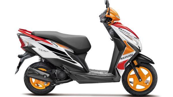 Dio Repsol Honda Edition