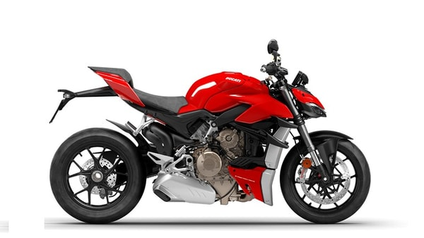 Ducati Streetfighter V4 will be priced in the range of around ₹ 19-20 lakh (Ex-showroom).