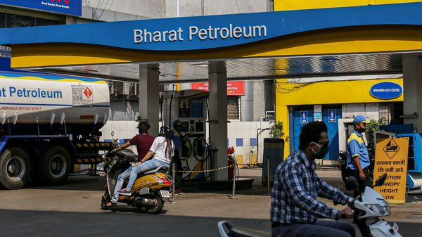Petrol and diesel prices have been hiked by 26 paise and 33 paise per litre respectively on May 10. (Bloomberg)