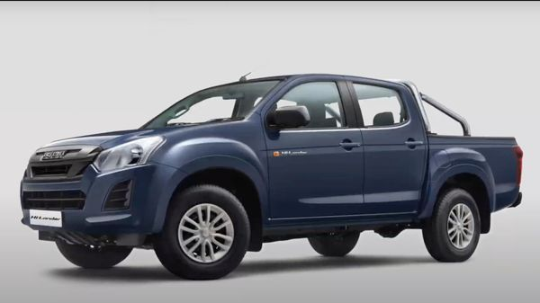 Isuzu has introduced a new model Hi-Lander for the Indian market priced at ₹17.04 lakh.