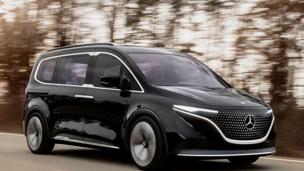 Mercedes-Benz has taken the covers off the EQT Concept electric van, its ninth model in the EQ line-up of vehicles. The electric MPV will be a seven-seater vehicle and will be based on the carmaker's upcoming Citan commercial van.