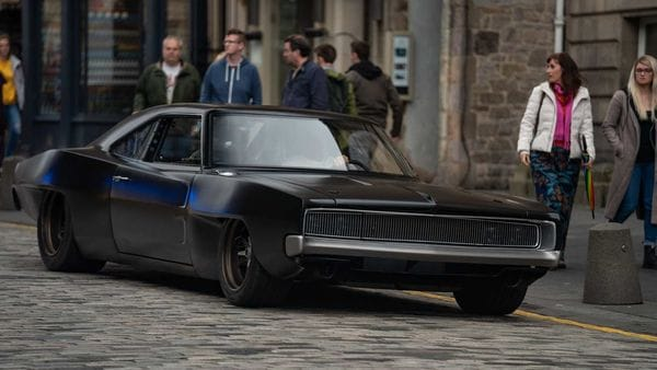 Dom will be seen driving a 1968 Dodge Charger as his primary ride in F9.
