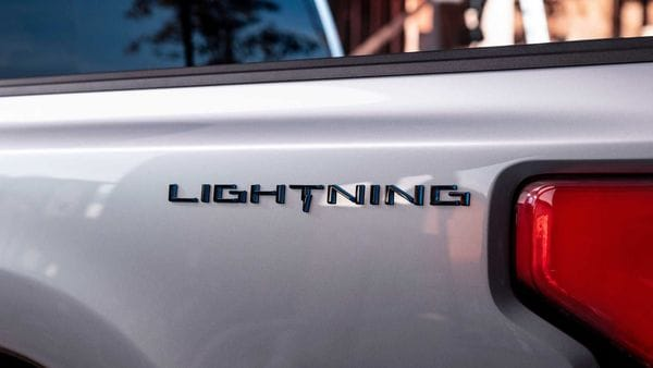 The Ford F-150 is going to an all-electric sports truck and it borrows its name from its previous SVT range. (Motor1.com)